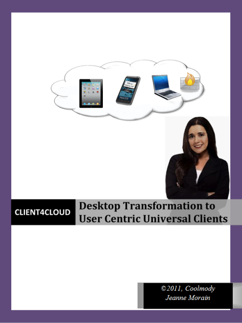 Book Cover for Client4Cloud: Desktop Transformation to Dynamic Universal Clients